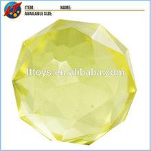 rubber diamond bouncing ball