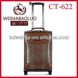 2 wheels 3 pcs luggage