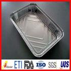 Disposable aluminium foil trays