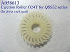 Noritsu A058613 Ejection Roller O24T for Noritsu QSS32 series(gear)