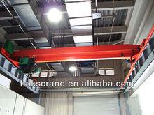 10 ton Single Girder Overhead Crane Electric Hoist lifting