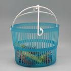 baskets plastic laundry storage use