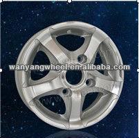 12 inch car alloy wheel for electric car