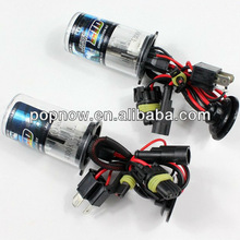 EXW Hid Bi Xenon Projector Lens Lights H4 Hi Lo Headlights Lamps With Relay Harness