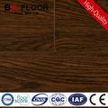 8mm espessura ac3 textura de madeira de plástico reciclado de pisos de madeira 98511