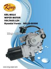 ZDM014 Wiper Motor Hyundai Verna, 12V DC BOSCH motor
