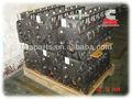 piezas de autobús de bloque de cilindros del motor diesel cummins isbe piezas del motor de bloque de cilindros