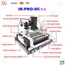 Best selling infrared heating bga rework station IR PRO SC v.2, ship from EU/USA warehouse, no extra custom duty and VAT