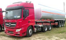 2/3 units Axle semi trailer OEM trailer tank for water and fuel, crude oil ,chemical,asphalt.bitumen,alcohol,Diesel