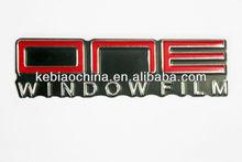 3D car chrome sticker