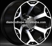 china rims factory SUV Car Wheel alloy wheel for atv(ZW-P321)