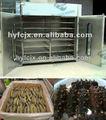 Melhor desempenho pepino do mar de secagem da máquina / bandeja máquina de secagem