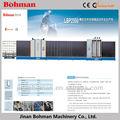 lbp2500 verticale lavorazione di vetro isolante macchina