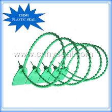 Tamper resistant seals for gas meter CH301