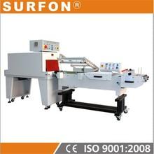 Semi-auto Plastic Sealer and Tunnel Machinery (CE ISO)