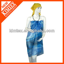 Charming and promotional ladies beach dress for 2013
