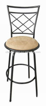 2012 Steel Bar Stool High Chair For Hot Sale