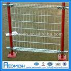 Solid Metal Fence Panel Sheet Metal Fence Panel