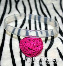 Clear Plastic Headband