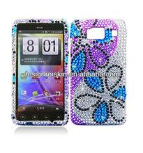 Phone case Full Diamond Case for Motorola DROID RAZR HD XT926,diamond supply case for motorola xt926
