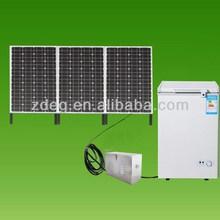 Solar fridge 100Liters to 358Liters DC power