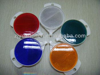 custom plastic PS reflector