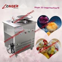 Single Pan Ice Frying Machine|Small Model Frying Ice Cream Machine