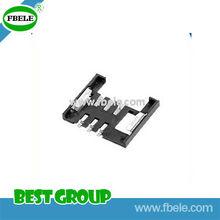 SIM CARD 2.54mm 6P H=1.8mm FBSIM1-101