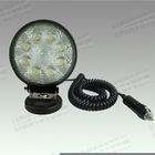 cheap price!! Powerful 24W Magnetic Base LED Work Light,Car Work Lamp