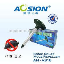 Garden nature solar powered mice repeller AN-A316