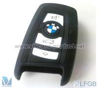 Environmentally Friendly Foldable BMW Silicone Key Case