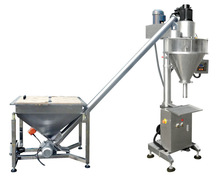 Semi-automatic powder filling weighing packing machine SL-50