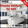 المطبخ المطبخ ak8 ألمانيا pvc تصميم النماذج اللون الأبيض صفح pvc باب المطبخ مجلس الوزراء
