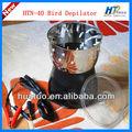 Funcional 2013 portátil para el hogar de aves meyn avesdecorral de plumas de aves de eliminación depiladora machinne htn-40