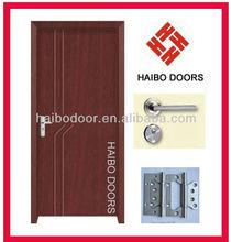 Craft wooden doors use for inner room door