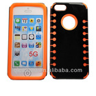 pc plus silicon case for Iphone 5G