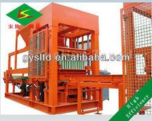 QTJ8-15 Bricks Making machine series with energy conservation