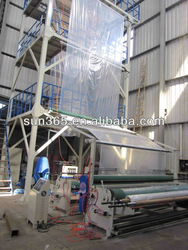 Hdpe Plastic Film Machine