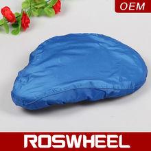 160D polyester waterproof bike seat rain cover