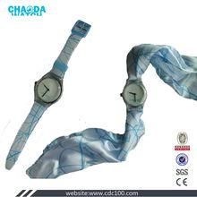 silk ribbon band watches