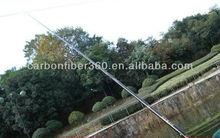light weight fiberglass fly/telescopic fishing rods