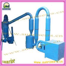 Hot SUNRISE SRD-IV Best quality air flow wood sawdust pipe dryer