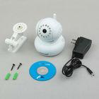 Wanscam new promotion Two-way audio pan/tilt mini robot best indoor use P2P wireless wifi security ip camera