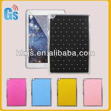 Multi-color Pattern Lattice Studs Diamond For Ipad Mini 2 3 Cover