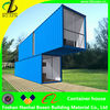 Low cost & comfortable movable sandwich panel sentry box house