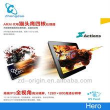 2013 Ainol Novo 10 Hero Quad Core 10.1inch IPS 1280*800 Android 4.1.1 Jelly Bean Tablet PC