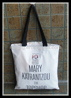 2013 custom printed canvas tote bags with your logo