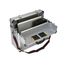"""17"""" X 12"""" X 5"""" Aluminum Tool Case"""