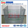 steel animal cage steel wire container tray cage