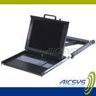 1U KVM LCD / Keyboard Drawer